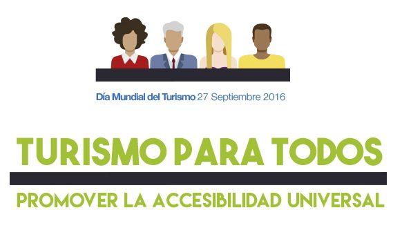 Día Mundial del Turismo: ¡Turismo para todos!