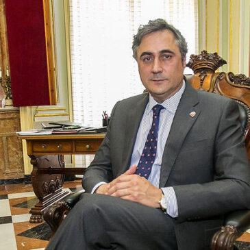 Cuenca a través de su alcalde se acuerda de las personas con enfermedad mental en sus fiestas