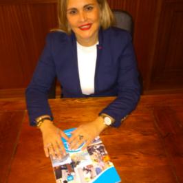 Ana Villota Sanz es Fundadora y Directora General de AISS Salud Mental, Trabajadora Social , Directora de Centros de Servicios Sociales y Perito Judicial Forense