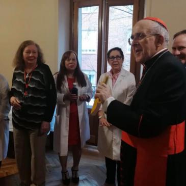 Repercusión de la visita de D. Carlos Osoro, Arzobispo de Madrid