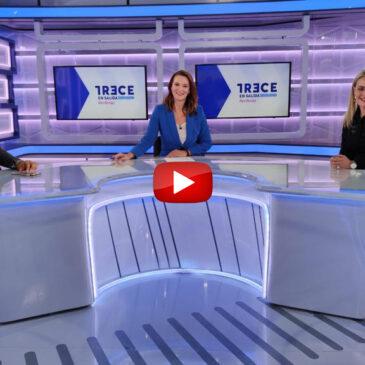 Ana Villota en 13TV, Programa Periferias